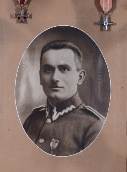 Jan Frąckowiak, fot. Muzeum Zamek Górków w Szamotułach