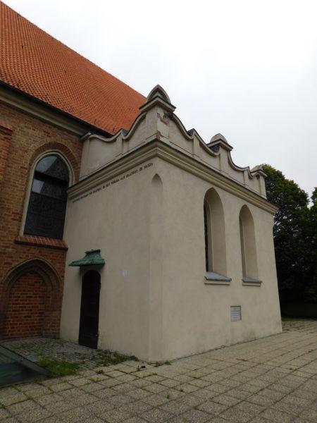 Kaplica nad Kryptą Zasłużonych Wielkopolan, 2020, fot. Emilian Prałat