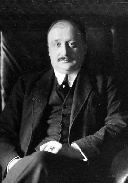 Adolf Bniński, fotografia portretowa, fot. Narodowe Archiwum Cyfrowe