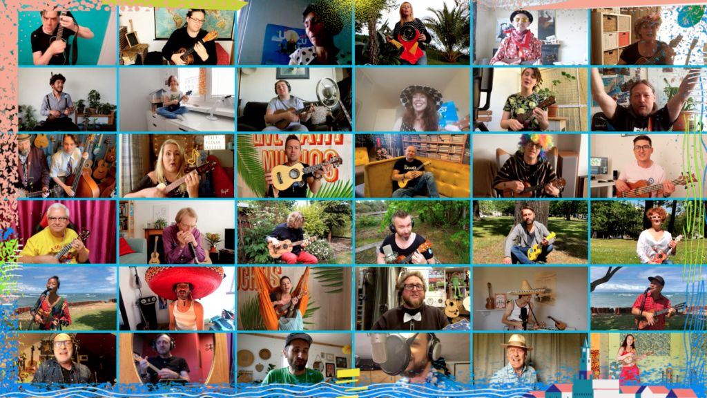 Mały instrument, wiele radości: Wielkopolska kocha ukulele!