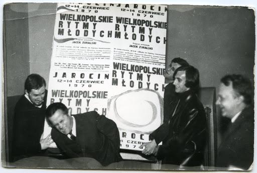 Pierwsza edycja Wielkopolskich Rytmów Młodych odbyła się od 12 do 14 czerwca 1970 roku