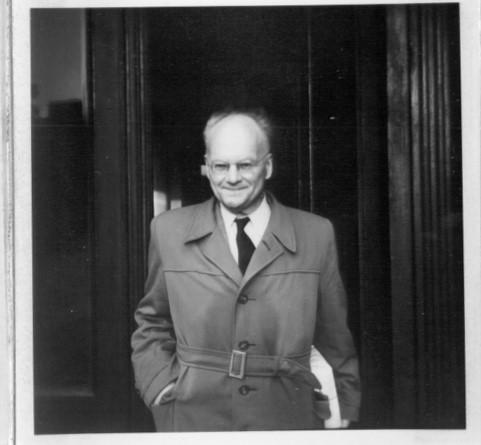 Stanisław Hejmowski, fot. ze zbiorów Zbigniewa Standara