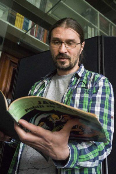 Michał Traczyk, fot. Dawid Tatarkiewicz