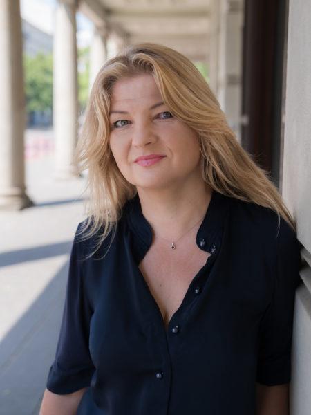 Joanna Jodełka, fot. P. Kasicki