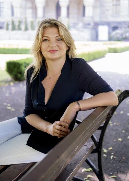 Joanna Jodełka, fot. Paweł Kosicki