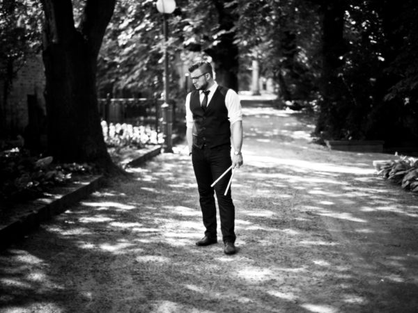 Bartek Miler, fot. materiały prasowe Bartka Milera