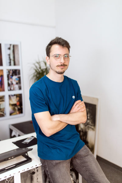 Dominik Wojciechowski, fot. M. Sita