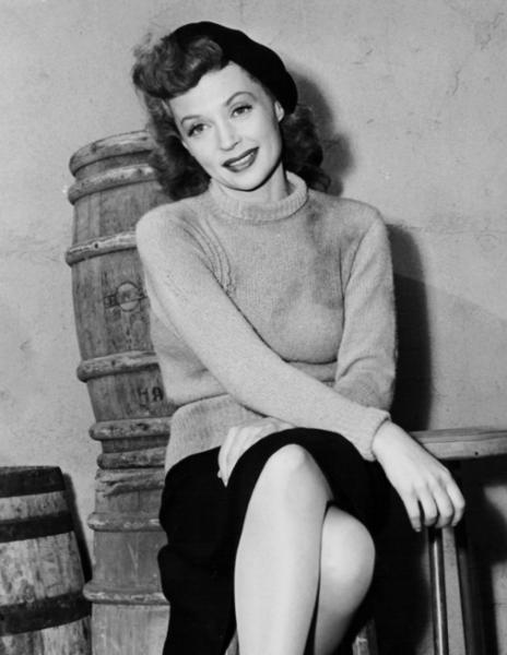 Lilli Palmer w roku 1946, fot. Wikipedia