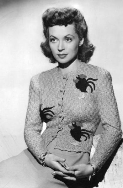 Lilli Palmer w 1957 roku, fot. Wikipedia