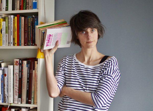 Maria Krześlak-Kandziora, fot. archiwum prywatne