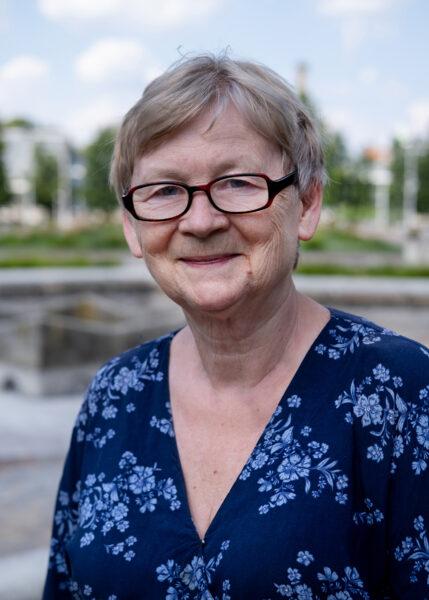 Grażyna Wrońska, fot. Paweł Kosicki