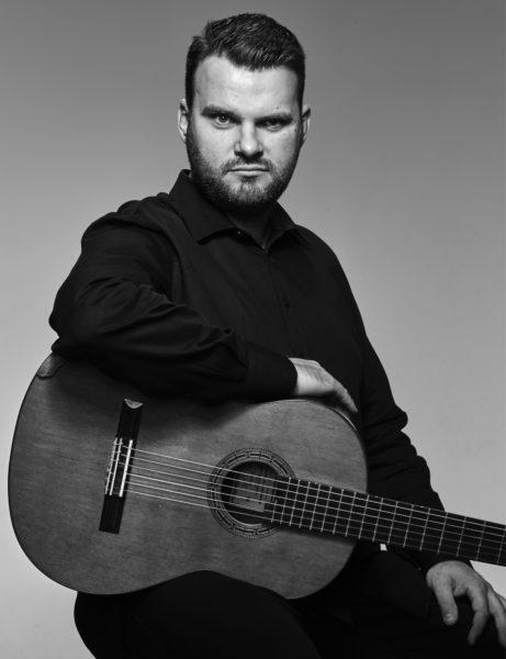 Łukasz Kuropaczewski, fot. Kamil Strudziński