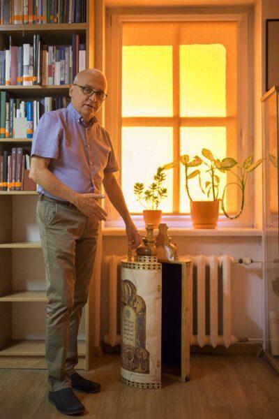 Artur Jazdon, fot. Dawid Tatarkiewicz