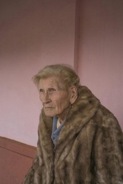 Pani Raczkowska, z pierwszego pokolenie imigrantów z Polski, Azara, Misiones, Argentyna, fot. K. Wąsowska