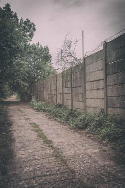 Zakład Karny w Mrowinie, w 2020 roku, fot. T. Koryl