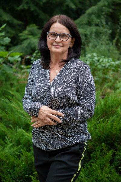 Elżbieta Zdrojowa-Krawiec, fot. Janusz Jurek