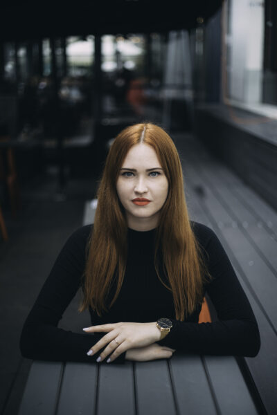 Izabela Bielska, fot. z prywatnego archiwum Izabeli Bielskiej