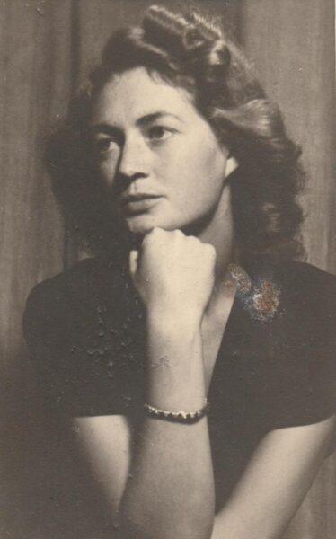Teresa Chłapowska, fot. archiwum rodziny Chłapowskich