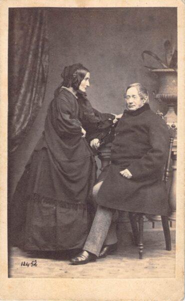 Stanisław i Henryka Chłapowscy, fot. archiwum rodziny Chłapowskich