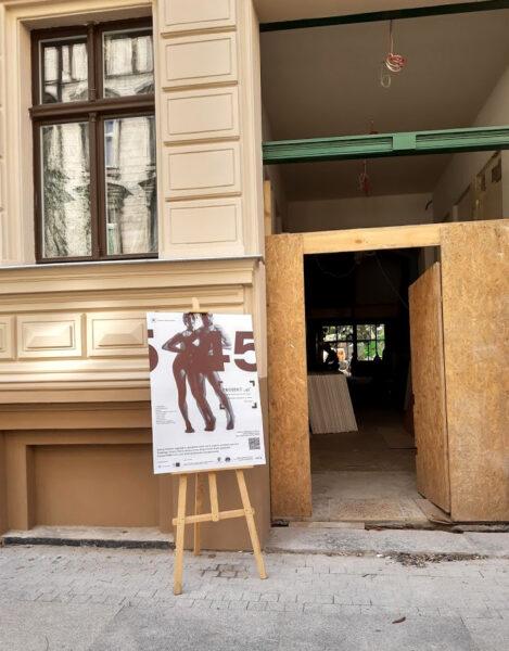 Konferencja prasowa, Polski Teatr Tańca, fot. Olga Urban