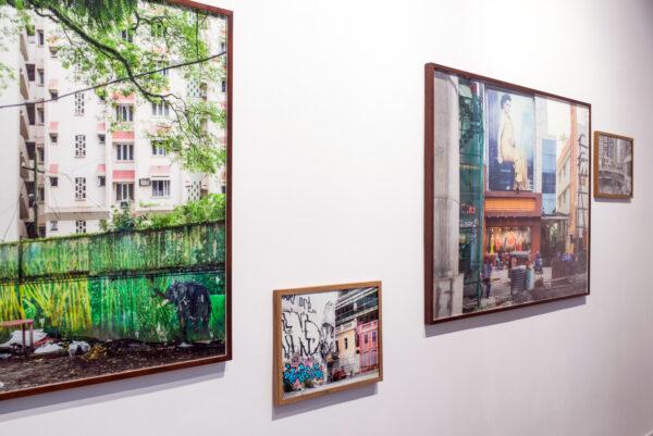 Cities. Wystawa Petera Bialobrzeskiego w poznańskiej Centrali, fot. Michał Sita