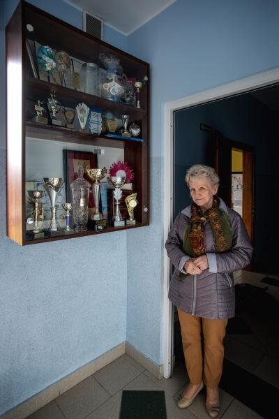 Pani Janina Wesołek, fot. ARPINIU