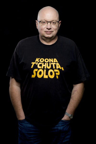 Radosław Nawrot, fot. Adam Ciereszko
