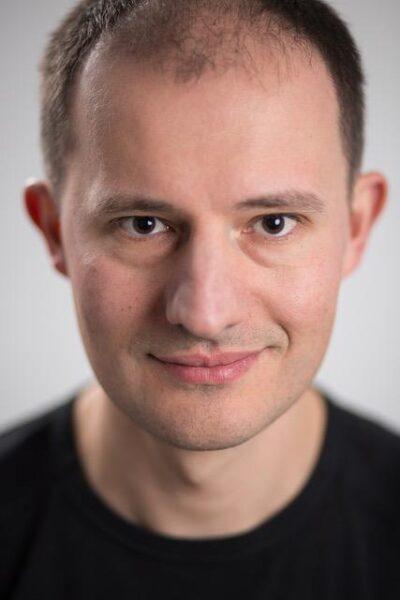 Maciej Łakomy, fot. z archiwum autora