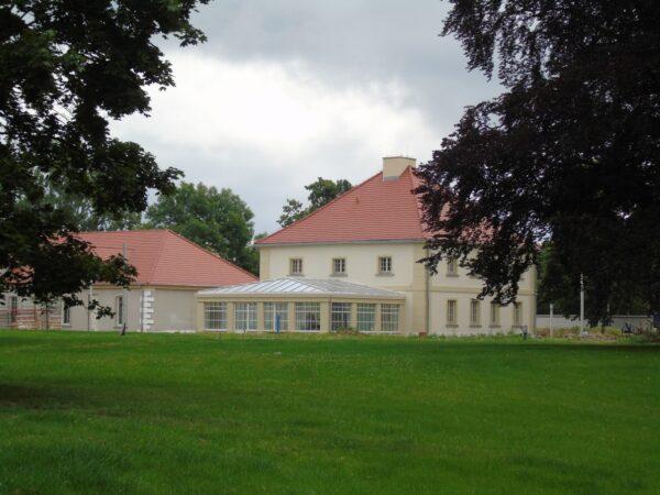 Muzeum w Lewkowie - Zespół Pałącowo-Parkowy, fot. ze zbiorów Muzeum