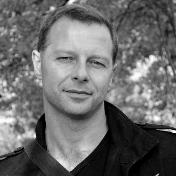 Grzegorz Skrzypek, fot. z archiwum artysty