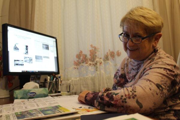 Barbara Dubiela, fot. Marta Konek