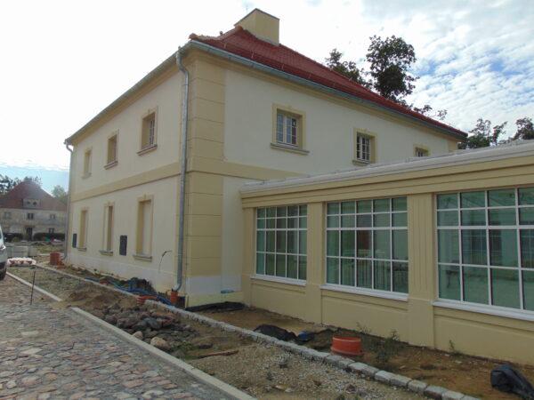 Pałac w Lewkowie, fot. ze zbiorów Muzeum w Lewkowie