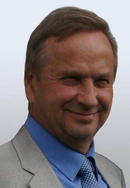 Jan Dubiela, trzeci redaktor naczelny Panoramy Łobżenicy