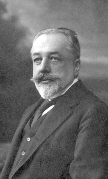 Ludwik Mycielski, fot NAC