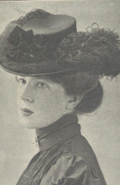 Maria Luiza Comello de Stuckenfeld - żona artysty, Pamiętniki, Juliana Fałata, fot. Polona