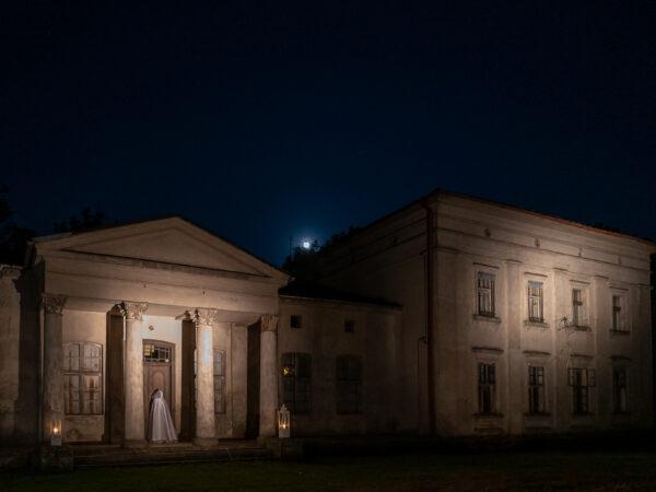 Pałac w Żegocinie, Noc muzeów, fot. Leszek Bartczak