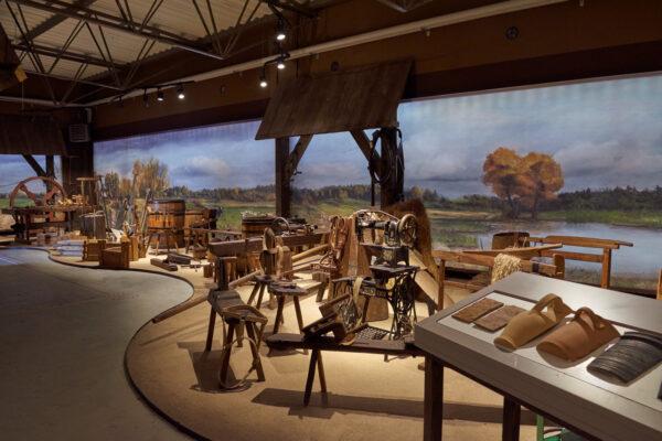 fot. Muzeum Rolnictwa i Przemysłu Rolno-Spożywczego w Szreniawie
