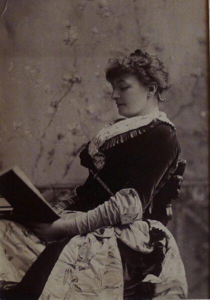 Helena Modrzejewska-Chłapowska, fot. z archiwum Emiliana Prałata