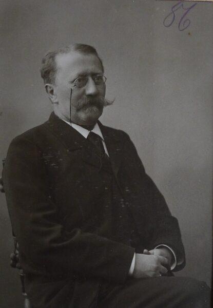 Józef Chłapowski, fot. z archiwum Emiliana Prałata