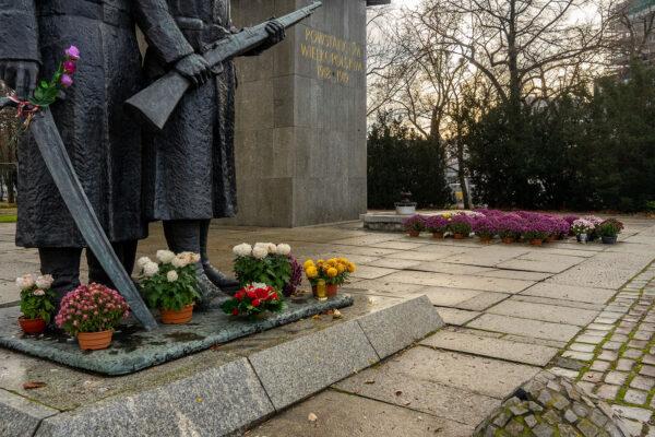Pomnik Powstańców Wielkopolskich w Poznaniu, fot. M. Kiszka