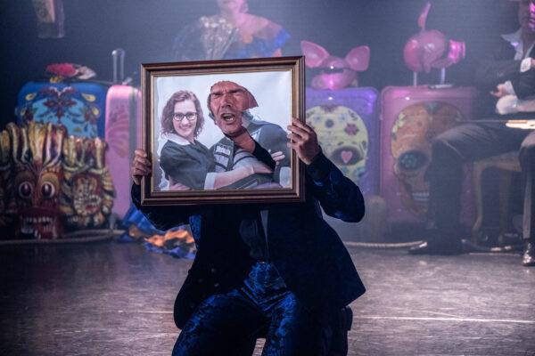 Napój miłosny G. Donizettiego w reżyserii Rana Arthura Brauna, fot. M. Leśkiewicz