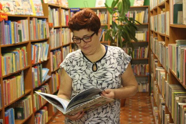 Bernadeta Violetta Kulińska, fot. Marta Konek
