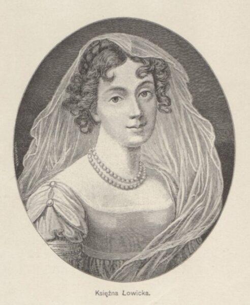 Joanna Grudzińska - grafika Stephane Pannemaker, fot. Biblioteka Narodowa w Warszawie