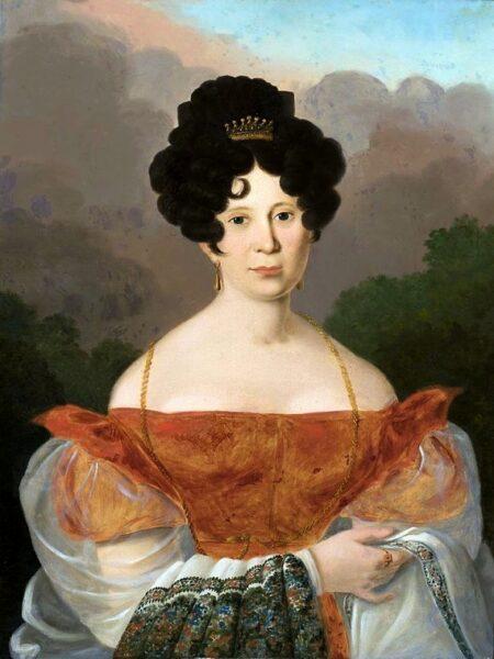 Joanna Grudzińska, fot. Muzeum Narodowe w Warszawie