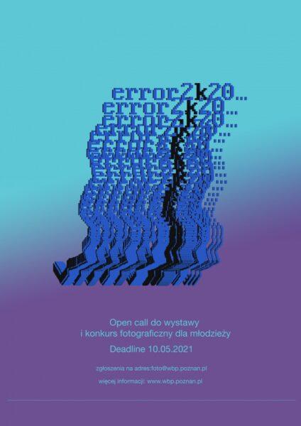Plakat_error2k20