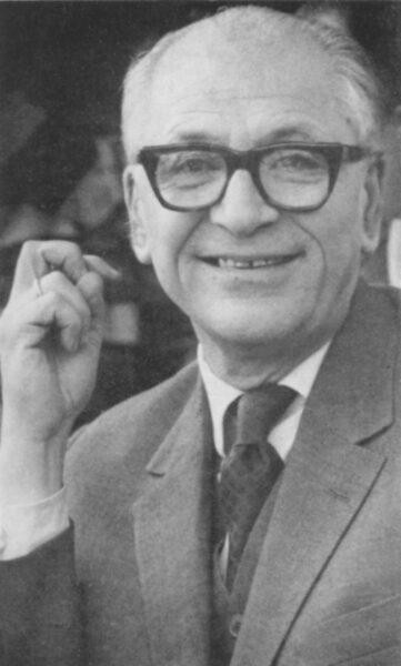 Teodor Parnicki, fot. Wikipedia. Wolna encyklopedia