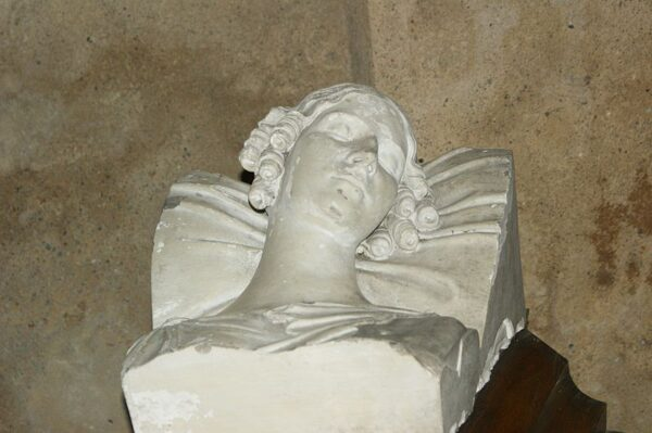 Popiersie Elizy Radziwiłłówny, fot. Wikipedia