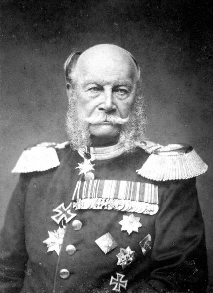 Cesarz Wilhelm I, fot. Wikipedia