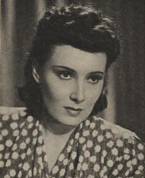 Lída Baarová, fot. Wikipedia