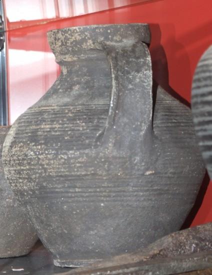 Naczynie późnośredniowieczne z Piły, fot. Muzeum Okręgowe im. St. Staszica w Pile